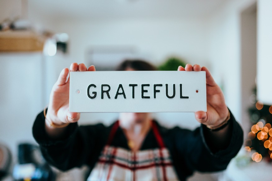 Gratitude and Second Chances